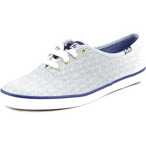 Keds Railroad Women's Blue Sneakers Size 8